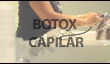 Terapia de Botox Capilar