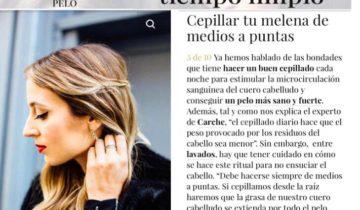VOGUE ESPAÑA. 10 Trucos parda que el pelo dure más tiempo limpio